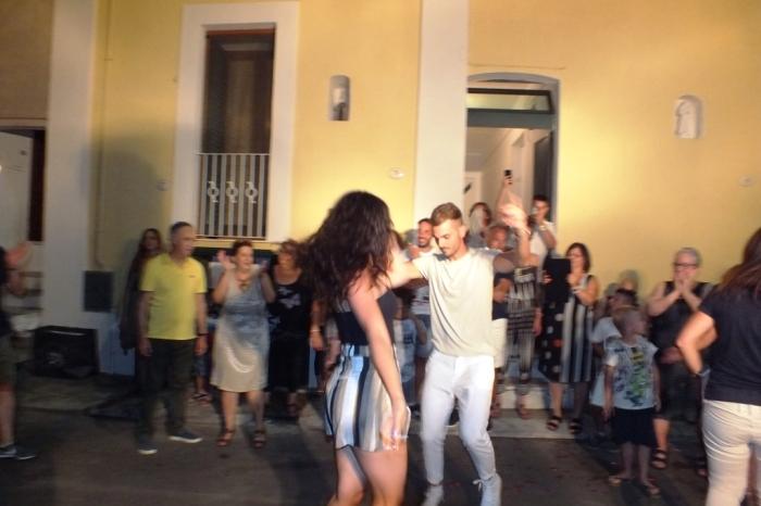 Animazione serenata sposa Presicce-Lecce