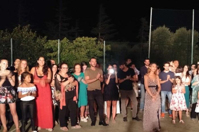 Carovigno Brindisi serenata alla sposa