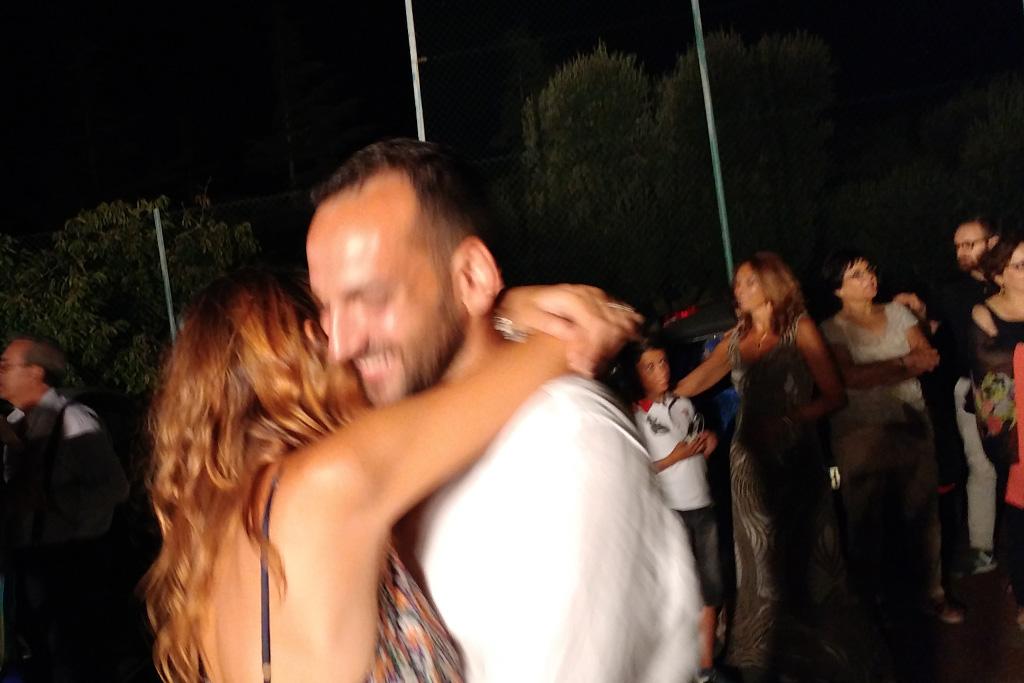 Serenata per la sposa organizzata a Carovigno provincia di Brindisi