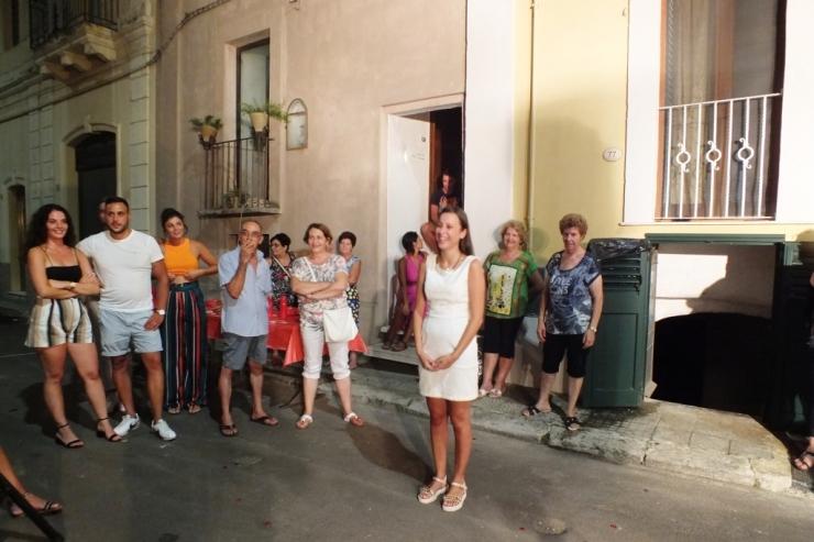 Organizzare la serenata alla sposa a presicce Lecce