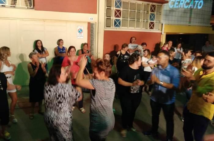 Musicisti per l'animazione della serenata in provincia di Bari