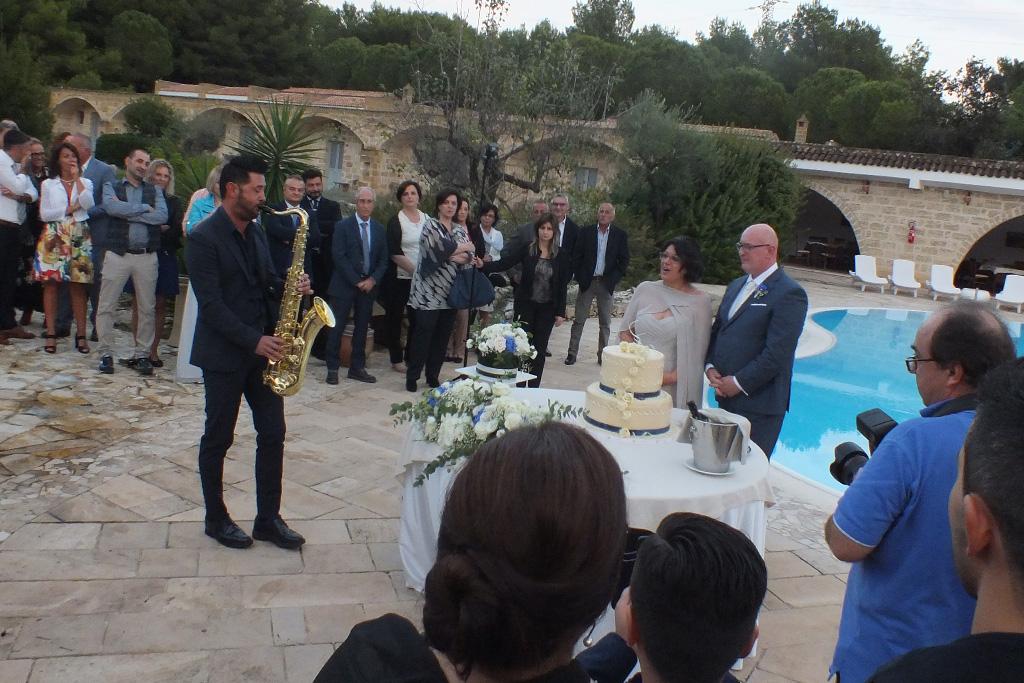 Ristorante per matrimonio nel Salento Relais Santa Teresa
