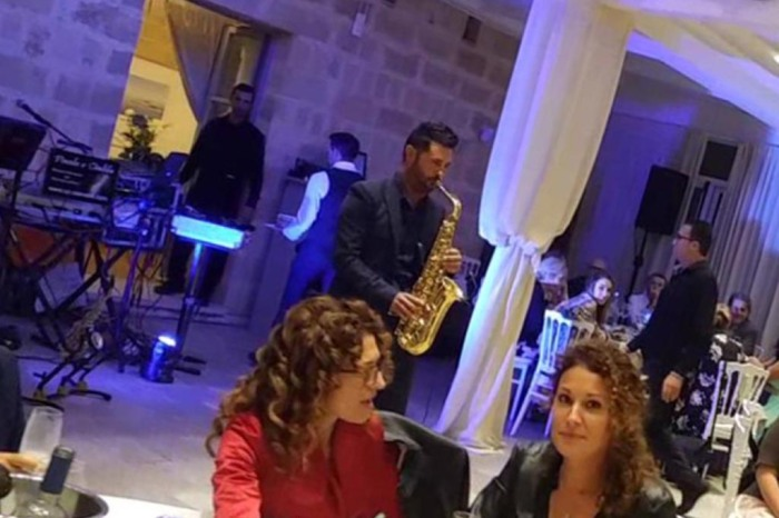 Musica matrimonio Salento Relais Masseria Santa Teresa