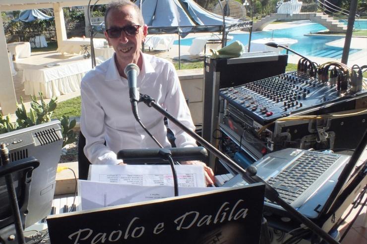 Band con violino e sax per la musica matrimoni Lecce
