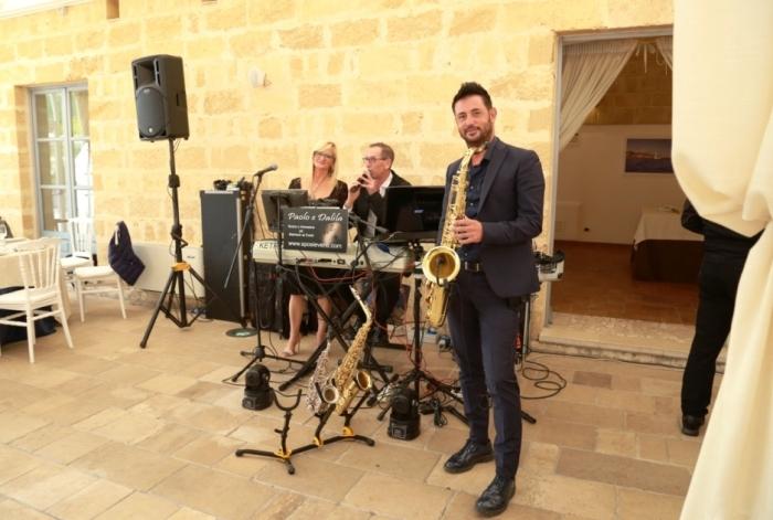 Band per musica matrimoni Lecce