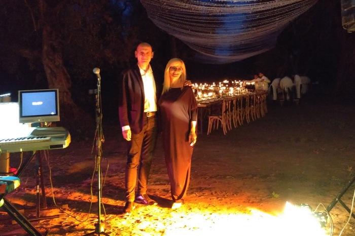 Gruppo musicale per la musica del matrimonio a Tenuta Tresca