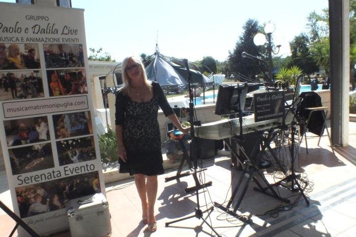 Gruppo per la musica del matrimonio a Lecce e Provincia