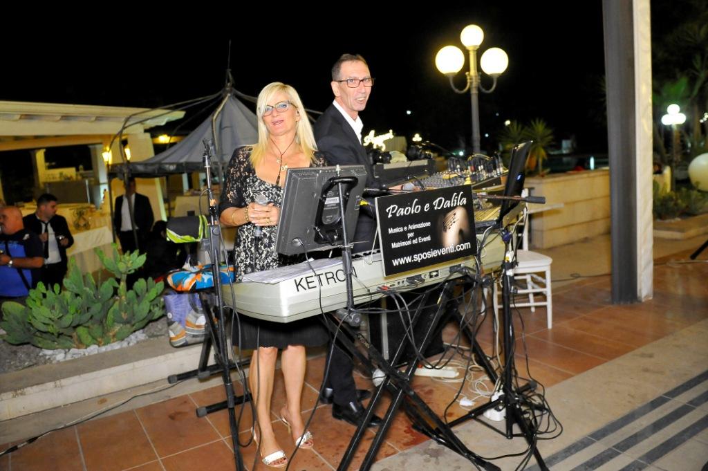 Gruppo musicale per animazione e musica per matrimonio Lecce