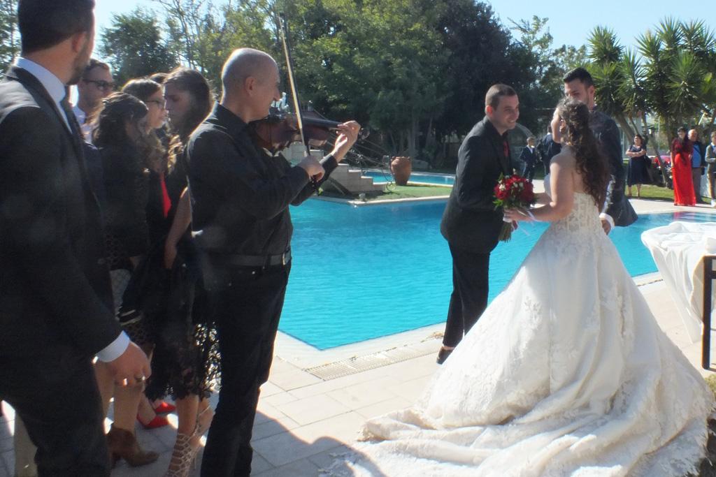 Paolo e Dalila Live musicisti del matrimonio all'hotel Hermitage a Galatina