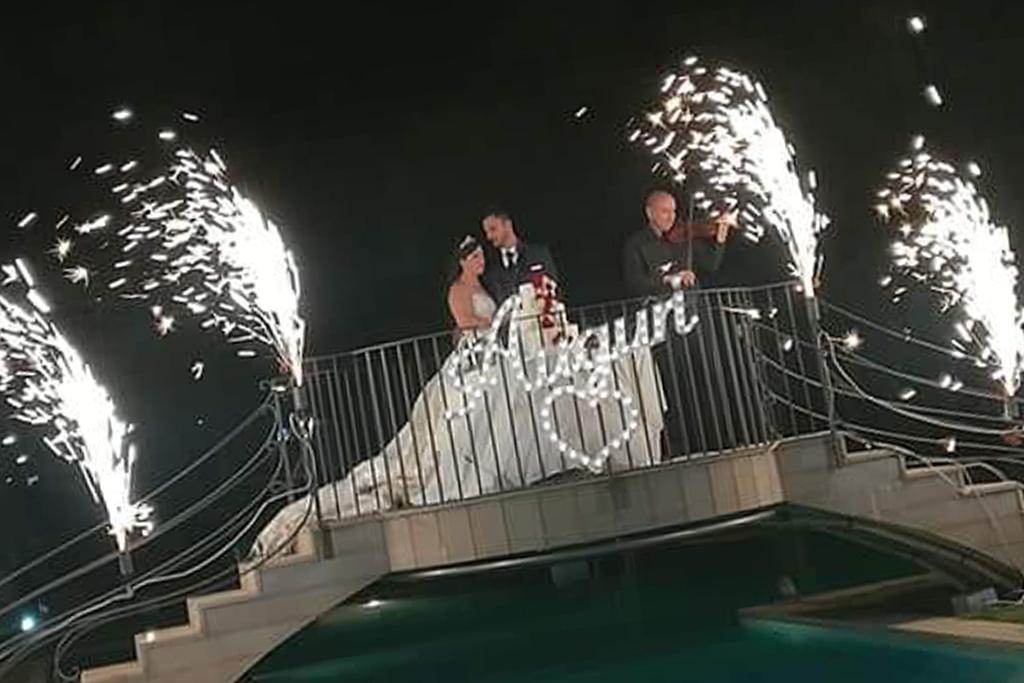 Matrimoni con la musica del gruppo di Paolo e Dalila Live