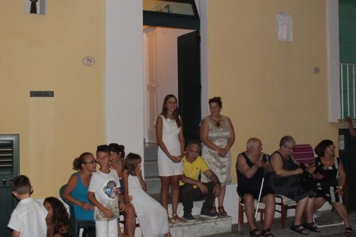 aa Presicce in provincia di Lecce si organizza la serenata