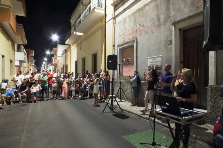 musicisti per organizzare la serenata in Provincia di Lecce