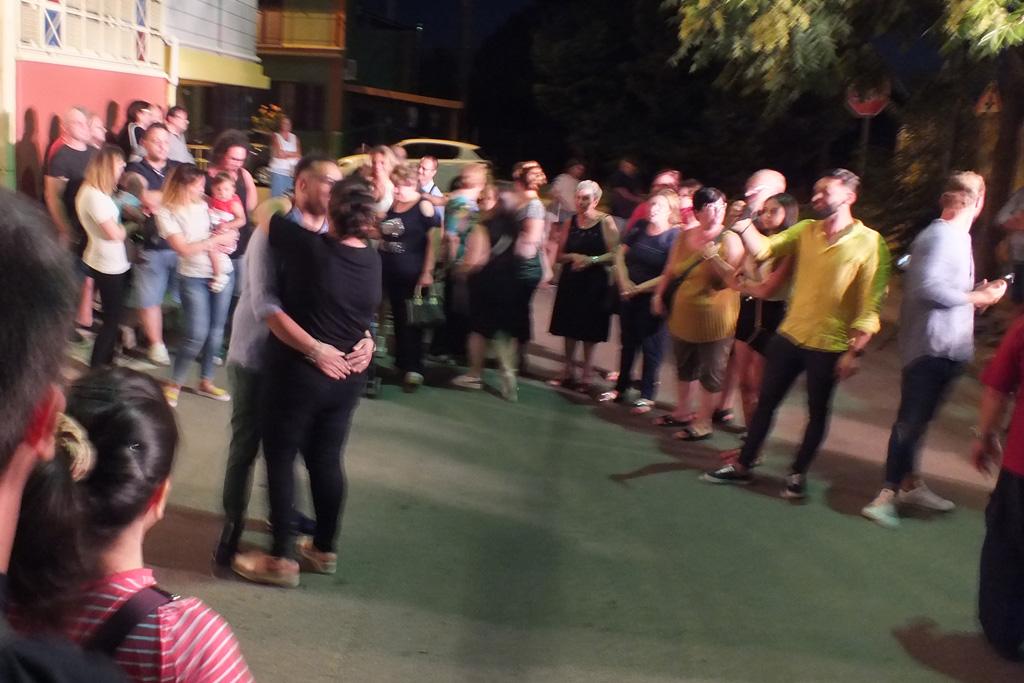 Paolo e Dalila Live musicisti che organizzano al serenata a Sannicandro di Bari