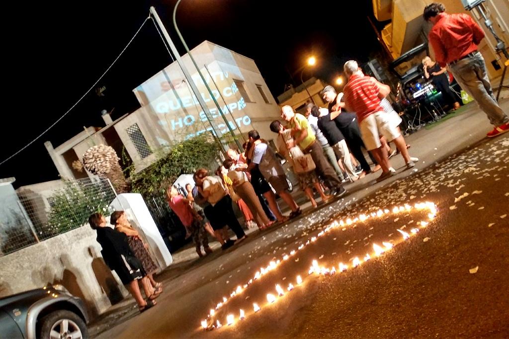 In Provincia di Lecce lo sposo organizza la serenata