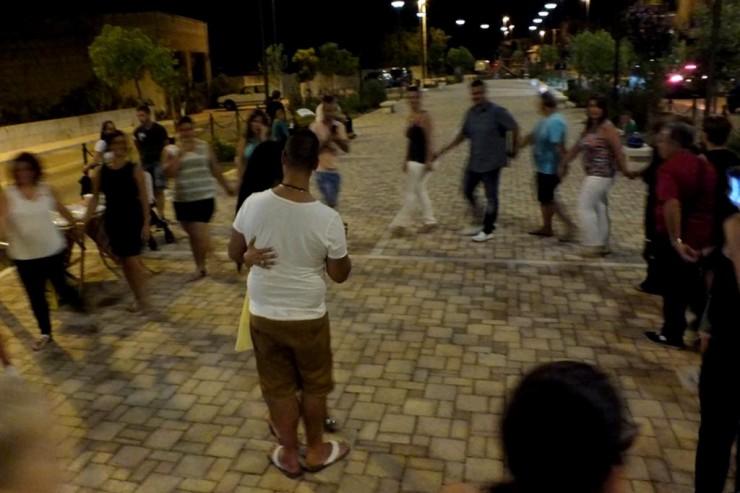Lo sposo organizza la serenata a Cursi provincia di Lecce