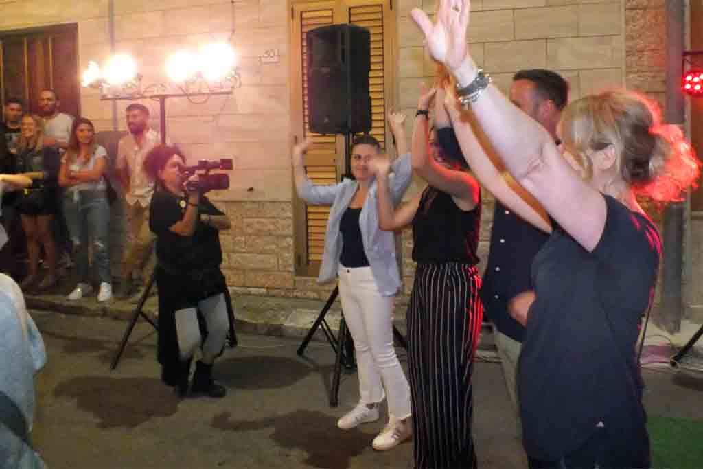 Gruppo animazione serenata Lecce
