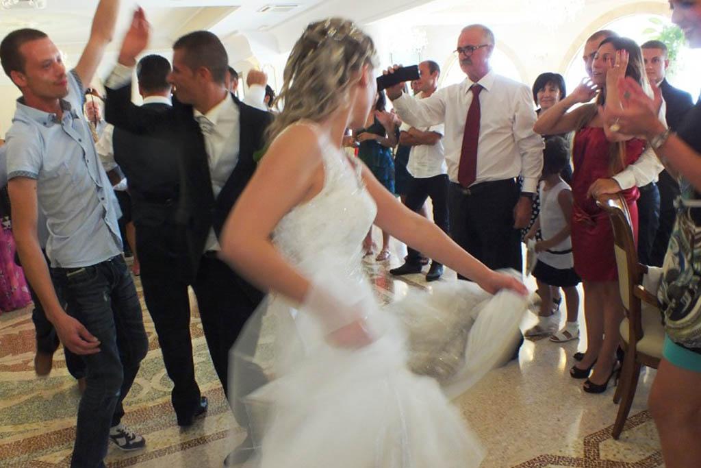 Intrattenimento e musica matrimonio Augustus Resort