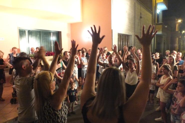 gruppo musicale per la musica della serenata alla sposa a Lecce e provincia