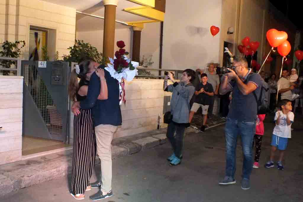 Neviano - Lecce serenata alla sposa