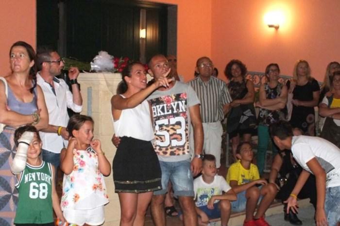 Neviano serenata in provincia di Lecce