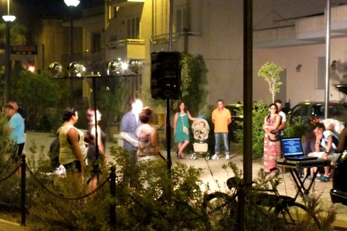 Paolo e Dalila Live organizzano la musica della serenata a Lecce e provincia