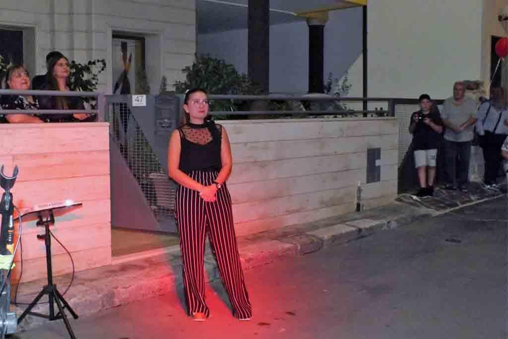 Serenata Lecce sera prima del matrimonio