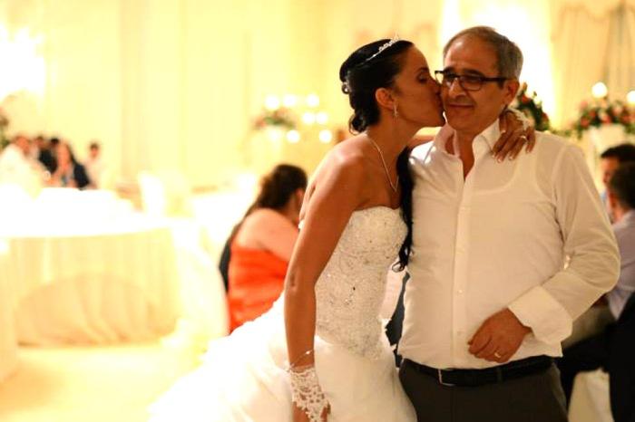 scegliere la caznone per il ballo della sposa con il padre