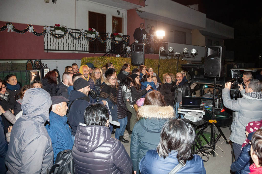 In Provincia di Bari si organizza la serenata alla sposa