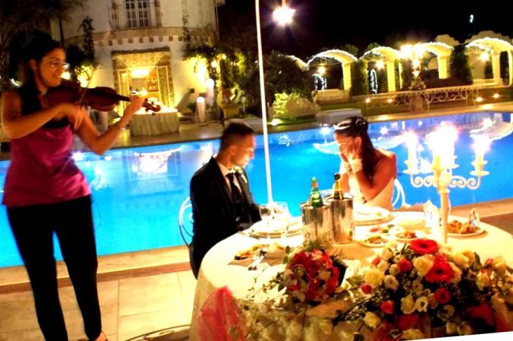 San Giorgio Resort intrattenimento musica gruppo Paolo e Dalila Live