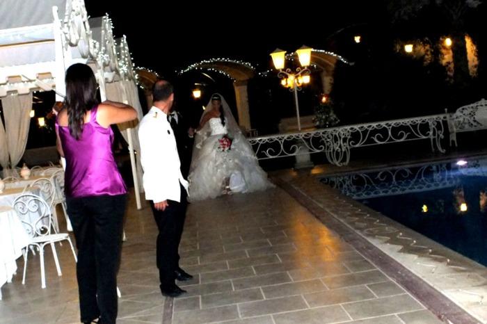 violinista per l'accogliensa sposi ricevimento al San Giorgio Resort