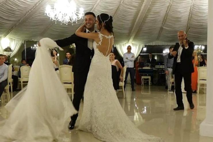 Paolo e Dalila Live band per matrimoni bari e provincia