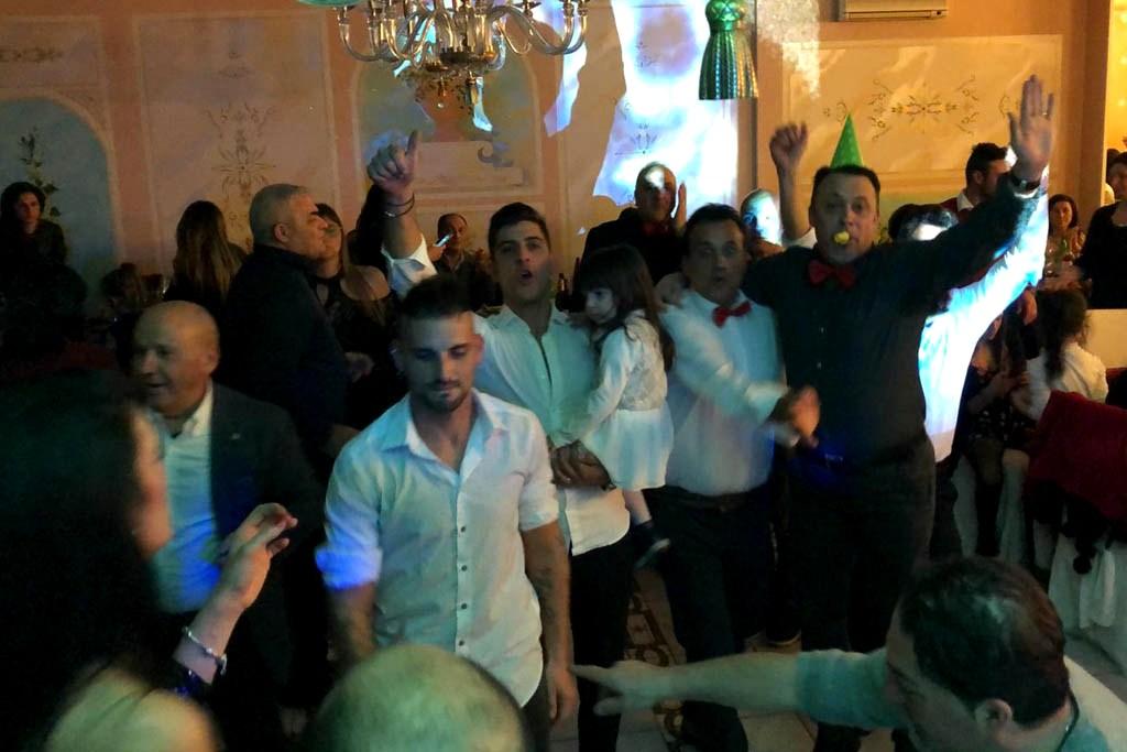 Capodanno Lecce con la musica del gruppo di Paolo e Dalila Live