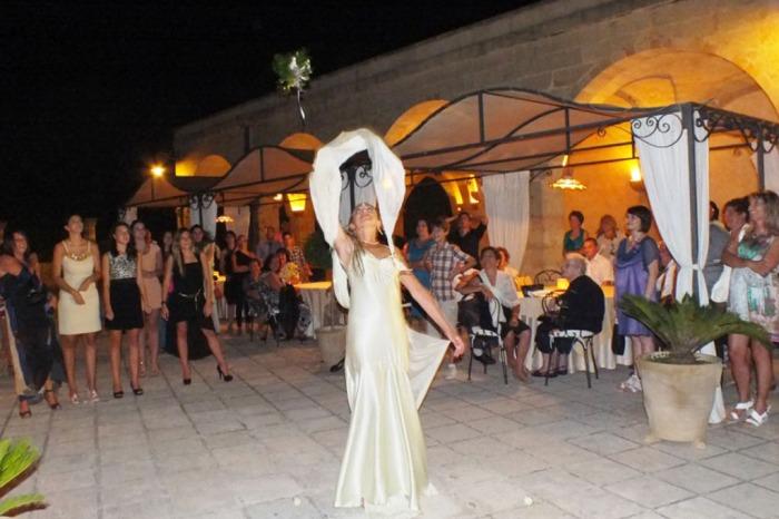 Aia Nova sala ricevimenti per matrimonio a Tricase in Provincia di Lecce