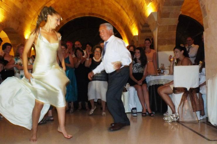 Matrimonio Lecce Ballo della pizzica Salentina