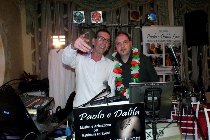 Musica e animazione capodanno 2019 Lecce