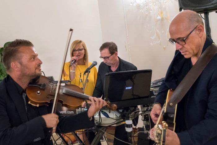 Musica matrimonio Bari band Paolo e Dalila Live