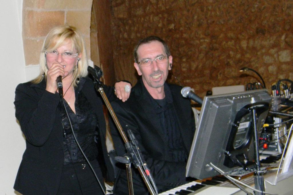 Gruppo musicale per musica matrimoni ed eventi Lecce