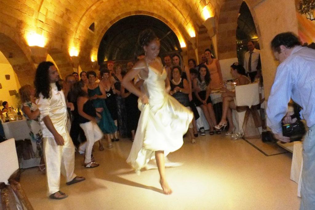 Ballo pizzica matrimonio Lecce