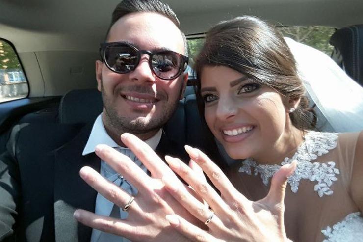 Bari Santo spirito sposi Lia e Piero