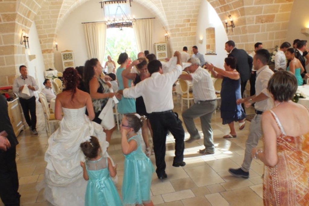 Dj per animazione matrimonio Taranto