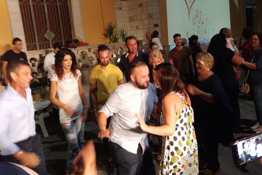 Paolo e Dalila animazione serenata Taranto e Provincia