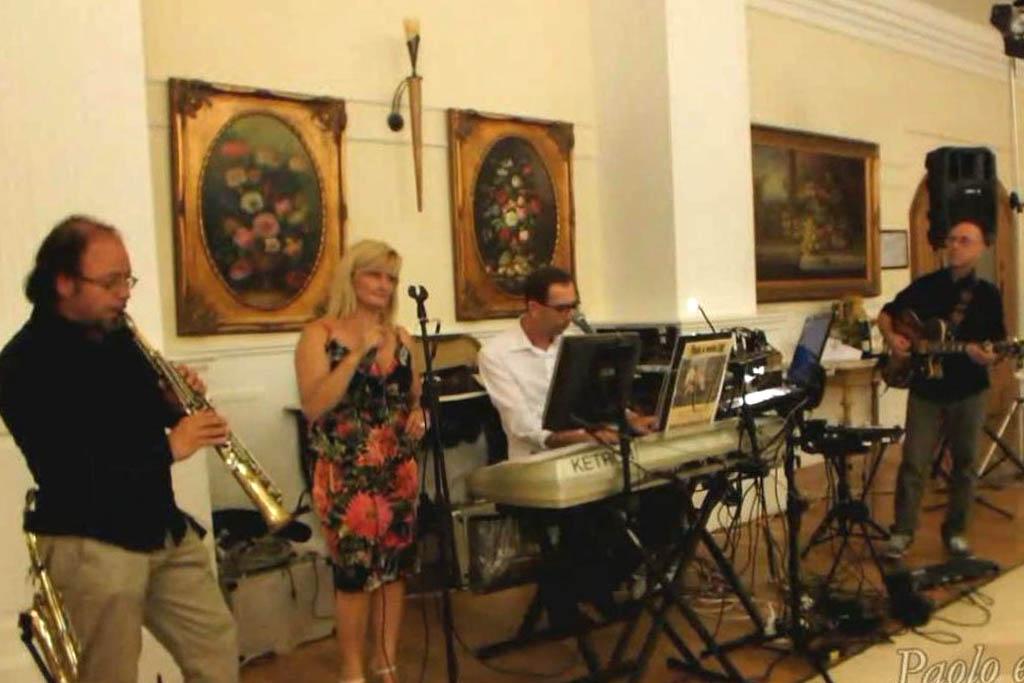 Gruppo musica dal vivo matrimonio Taranto