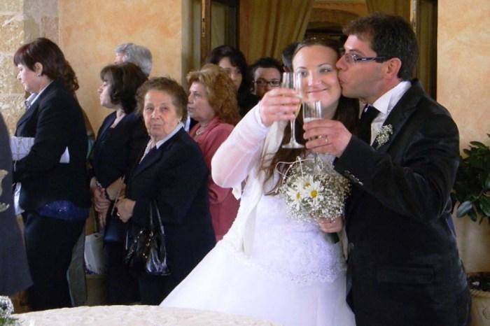 Masseria Aia Nova a Tricase musica matrimonio gruppo Paolo e Dalila Live