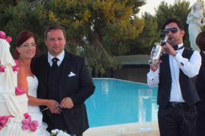 Gruppo musicale per musica matrimonio Taranto
