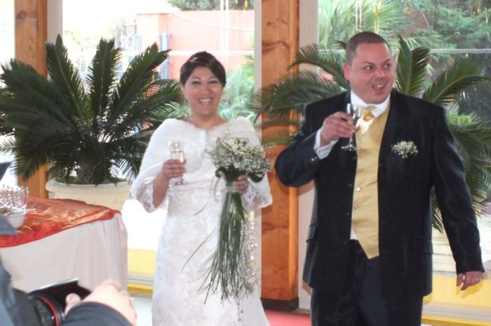 Villa Phoenix Copertino matrimonio con la musica di Paolo e Dalila Live