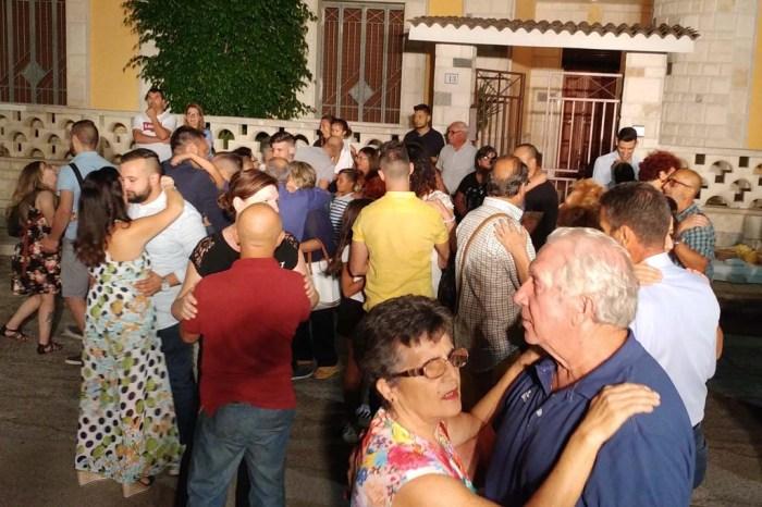 Musicisti che organizzano la serenata in Provincia di Taranto