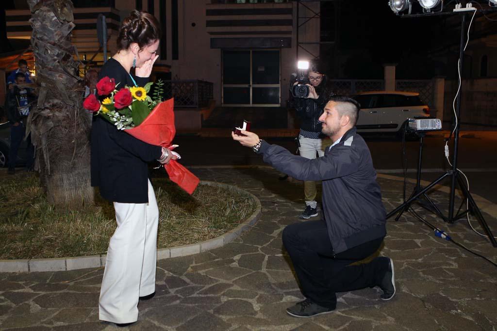 Proposta di matrimonio Puglia