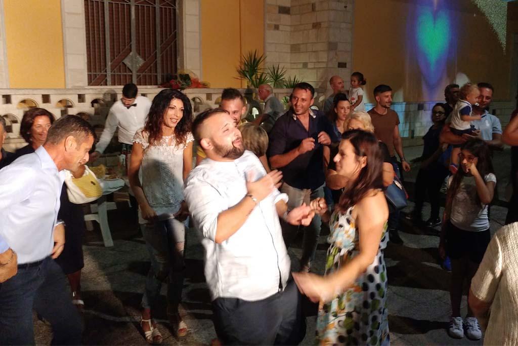 musicisti per la serenata prima del matrimonio a Taranto e Provincia