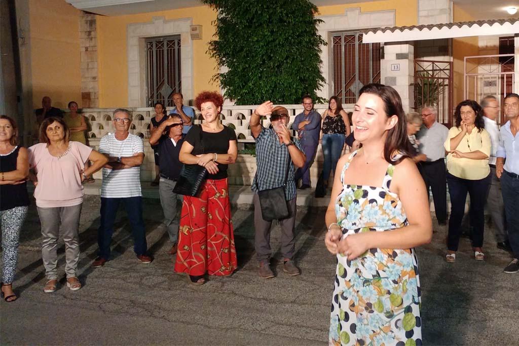 musica e animazione serenata Taranto