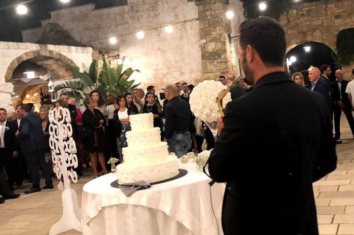 Paolo e Dalila Live band di musicisti per musica matrimonio Foggia